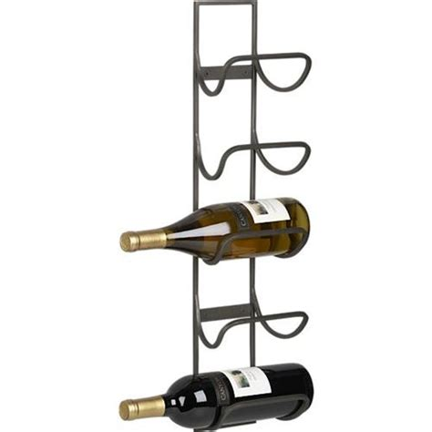 Wall Wine Rack Metal by Iron Wall Mounted Wine Rack Iron Wine Rack Metal Wine
