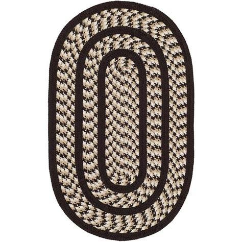safavieh braided rugs safavieh braided ivory braided rug oval 5 x 8
