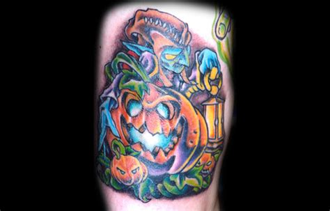 tattoo machine puyallup machine puyallup garrett pumpkin goblin