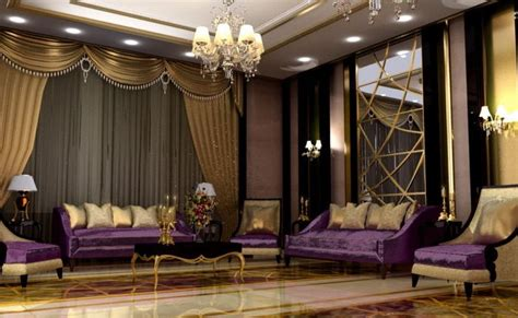 purple and gold room 17 best images about majlis lounge on pinterest white