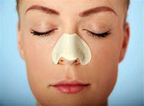 Masker Hidung cara menghilangkan komedo dengan metode tepat