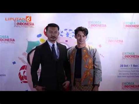 artis film kirun dan adul artis korea dan indonesia wakili negaranya jadi tamu di