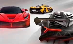 Lamborghini Aventador Vs Laferrari Laferrari Vs Mclaren P1 Image 283