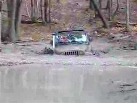 jeep snorkel underwater jeep rubicon deep water crossing doovi