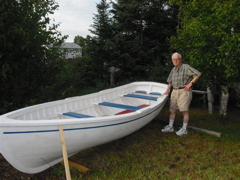 newfoundland fishing boat builders stories worth telling meet sam feltham boat builder from