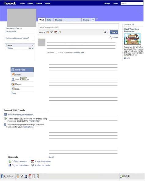 farcebook template farcebook template template microsoft publisher