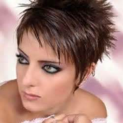spiky pixie hairstyles for overweight women 1000 images about texturized cuts on pinterest for
