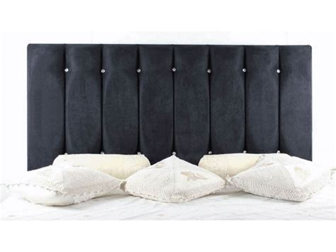 Suede Headboards by Stonebridge Faux Suede Headboard