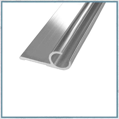 awning rails aluminium awning rail with lip cer interiors