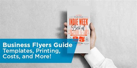 flyer design how much should i charge how to create business flyers printing costs design