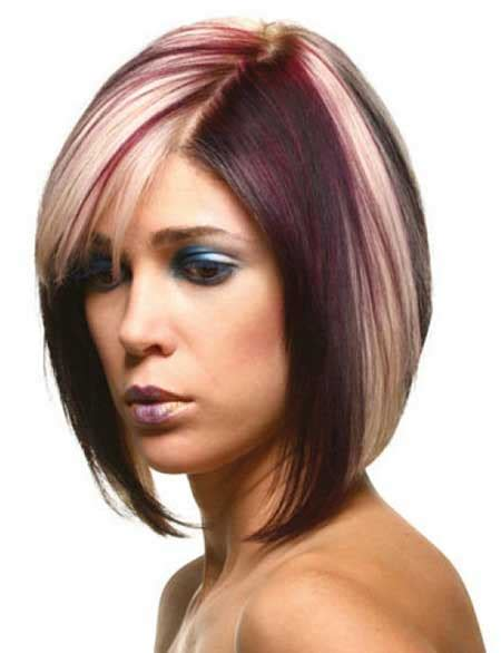 a line bob hairstyles for round faces 10 stylish short hairstyles for round faces olixe