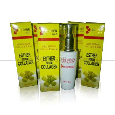 Serum Esther serum esther collagen isodagar