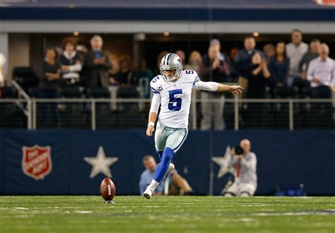 Kickers Coboy cowboys ctk clutch kicker dan bailey owns 5