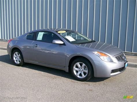 grey nissan altima coupe 2008 precision gray metallic nissan altima 2 5 s coupe