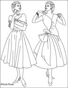 fashion coloring books s free coloring pages vintage fashion coloring pages