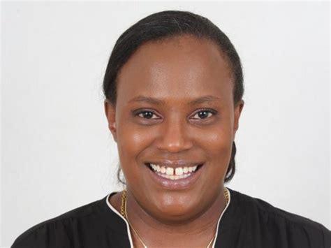 biography of uhuru kenyatta nana gecaga uhuru kenyatta niece appointed the acting