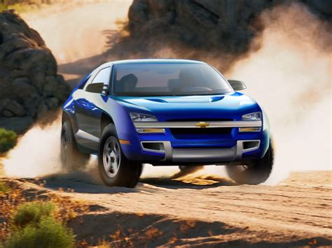 chevrolet borrego concept   concept cars