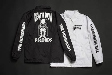 Row Records Jacket The Hundreds X Row Records November 14th The Hundreds