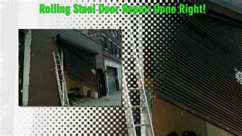Roll Up Door Vs Overhead Door Roll Up Garage Door Repair Nyc Ny 888 673 6671 Emergeny