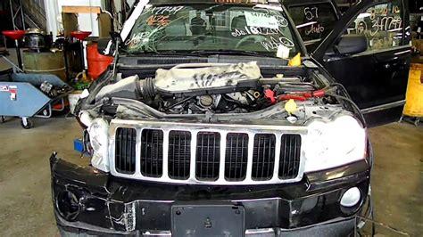 Jeep Grand Supercharger 5 7 10h0707 2005 Jeep Grand 5 7 Hemi