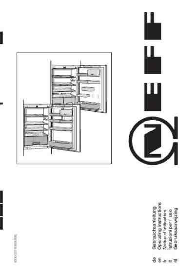 schrank für ordner neff ke 435 k 6624 x4k 195 188 hlschrank pdf anleitung f 195 188 r