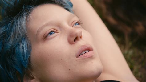 blue is the warmest color blue is the warmest color trailer from abdellatif kechiche