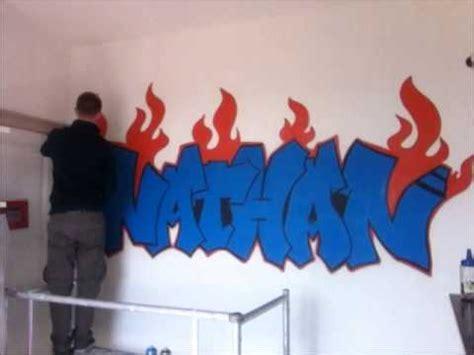 graffiti pour nathan youtube