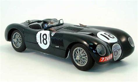 Jaguar C Type Autoart by Jaguar Type C 24h Le Mans 1953 Autoart Diecast Model Car 1