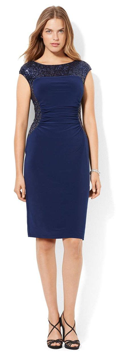 Rl Dress Glowing Blue ralph navy blue lace dress