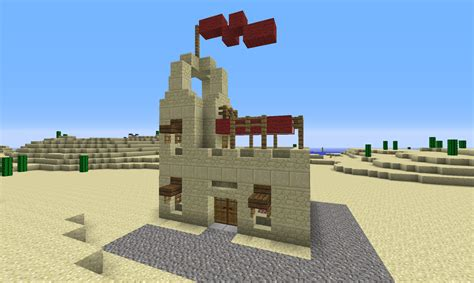 Urban Style Lab - planning on constructing a desert city based around this building style what do you guys think