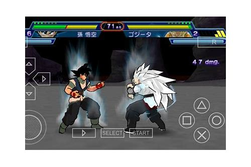 download dbz games for psp free