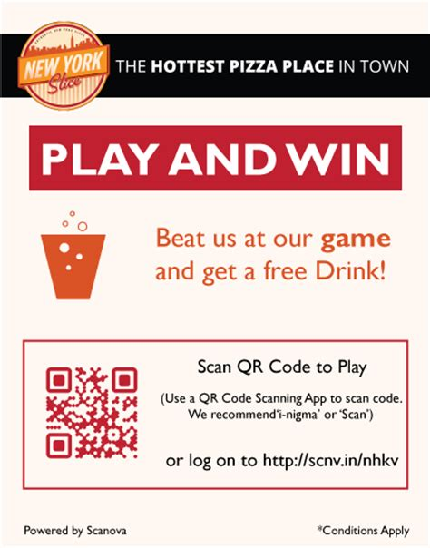 how to win at advice from code chions 11 ways qr codes can help engage guests in your restaurant