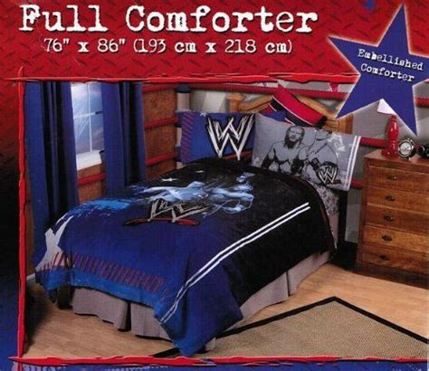 wwe comforter set queen wwe comforter and bedding on pinterest