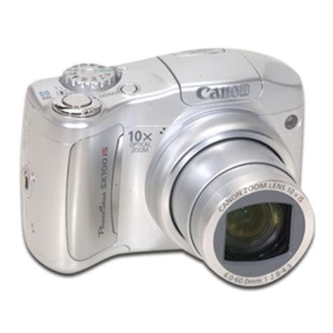 canon powershot sx100 is digital camera 8.0 megapixel