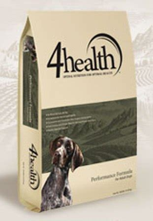 4health food 4health performance formula for dogs easypetmd pet health made easy