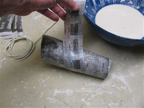 How To Make Paper Mache Stronger - how to make 300 spartan vambraces
