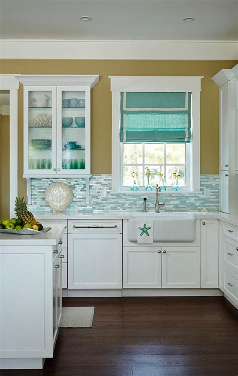 beach curtains for kitchen 25 best ideas about beach kitchen decor on pinterest