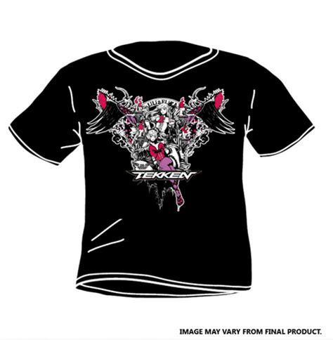 T Shirt Tekken tekken 7 page 2