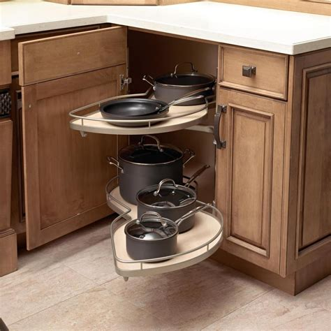 Kitchen Corner Cabinet Organizers Great Kitchen Upper