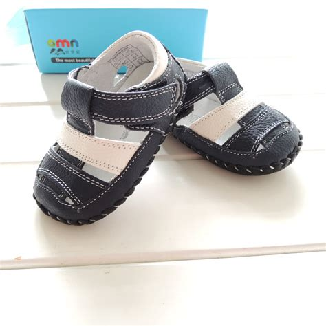 Toddler Shoes Harry Navy Branded 2016 summer style omn brand genuine leather baby shoes indoor toddler shoes infant boys