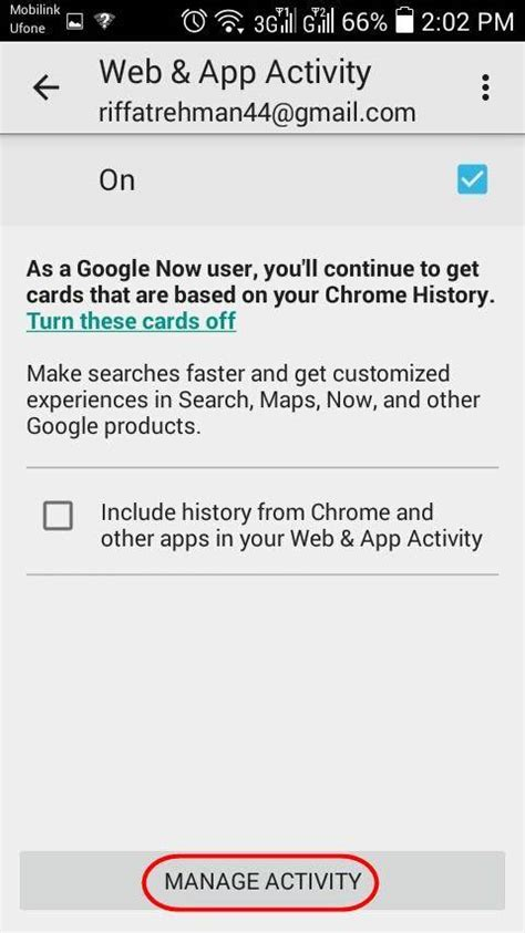 how to clear history on android phone how to clear history from android phones