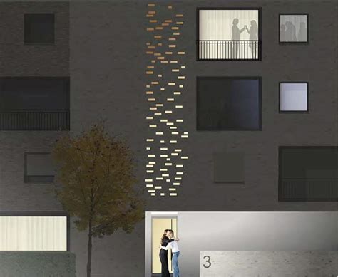 Architekt Stoll by Wohnbebauung Wien B 220 Ro Stoll