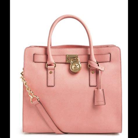 light pink mk purse 5 off michael kors handbags large michael kors hamilton