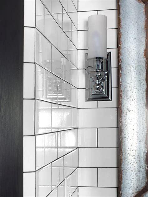 black and white bathroom photos hgtv timeless black and white master bathroom makeover hgtv