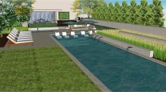 Modern Pool ultra modern pool design gallery of given pool designs llc