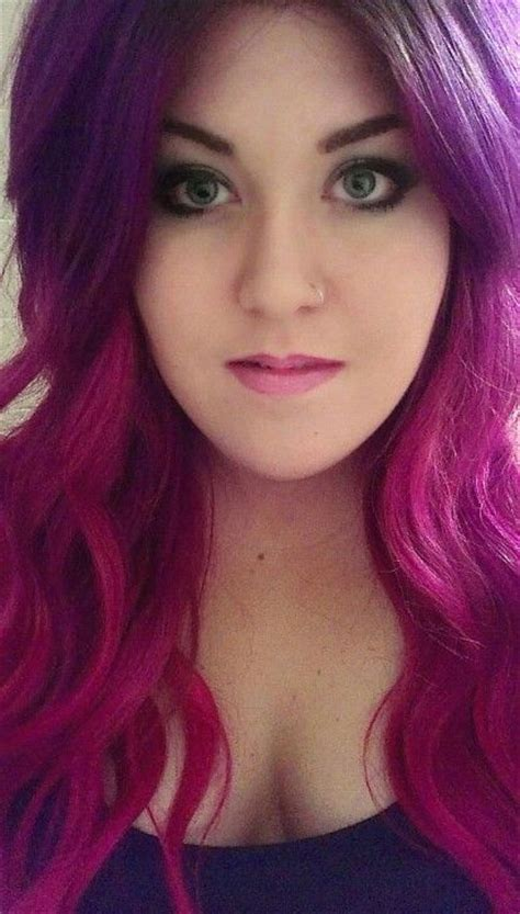 orchid hair color pravana orchid ombre loving right now