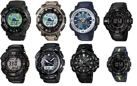 Casio Original Protrek Prg 250b 3 casio protrek outdoor watches 70 with additional