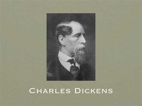 Charles Dickens Biography Slideshare | charles dickens