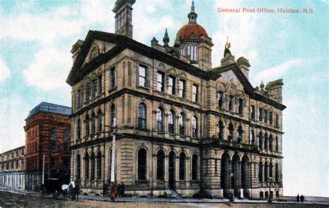 Halifax Post Office by Halifax Post Office Halifax Nova Scotia 1910 Photos