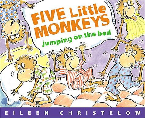 five little monkeys jumping on the bed song kaitlin deforest